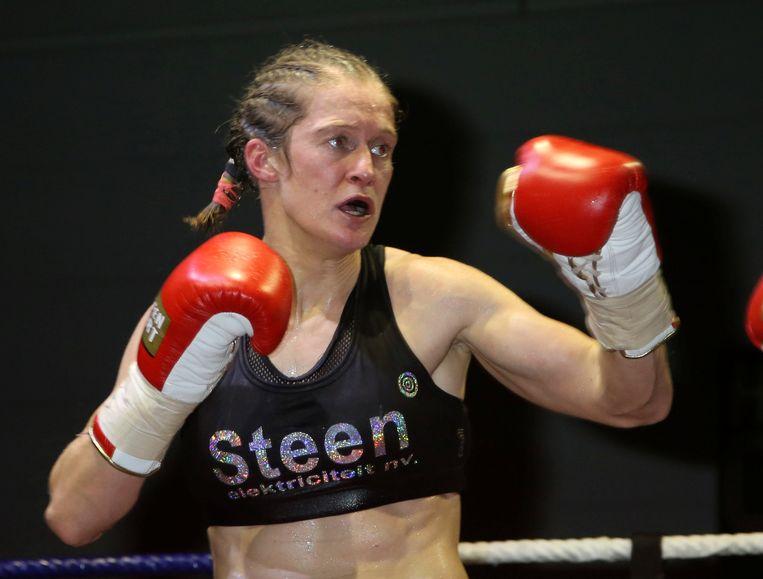 Delfine Persoon verdedigt in Xpo voor de tiende keer haar wereldtitel.
