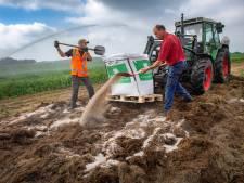 Van afval naar grondstof: waterschap doet proef met Japanse bodemverbeteraar in Almkerk