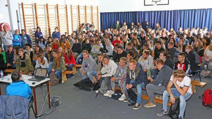 CD&V en 'Anders' grootste partijen voor leerlingen Sint-Martinus