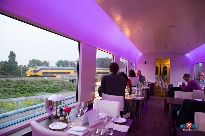 Dinner Train Railpromo