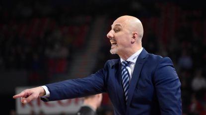 Basketbalclub Willebroek beëindigt samenwerking met coach Damir Milacic