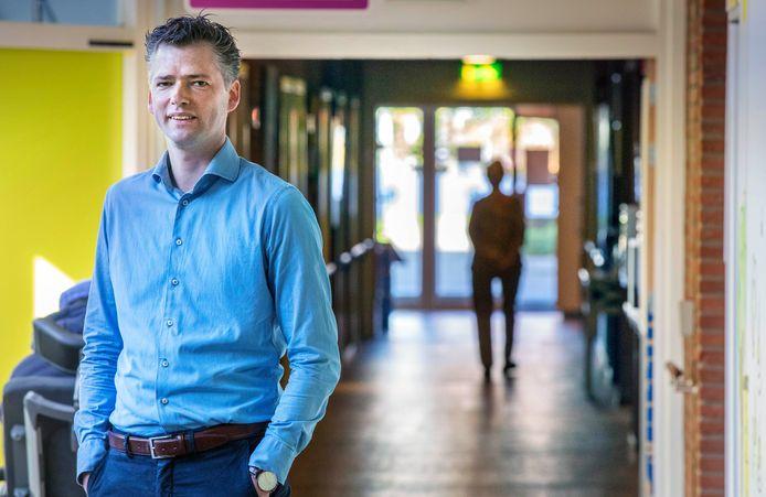 Tim van Iersel werkt sinds 2010 bij WoonZorgcentra Haaglanden (WZH) als specialist in ouderenzorg.