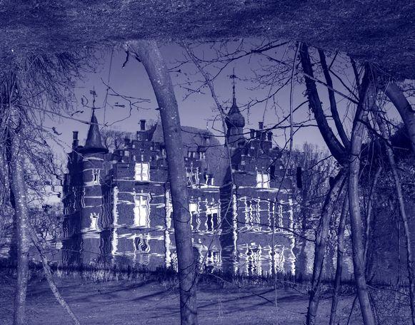Kasteel Blauwendael vormt een inspiratie voor het kunstenaarscollectief Blauwhaus.