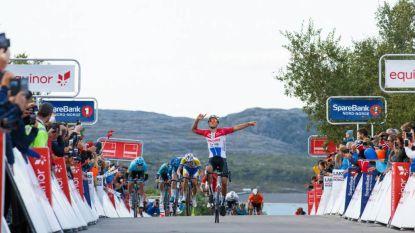 KOERS KORT. Oppermachtige Van der Poel schiet weer raak in Noorwegen - Viviani triomfeert opnieuw in Cyclassics Hamburg