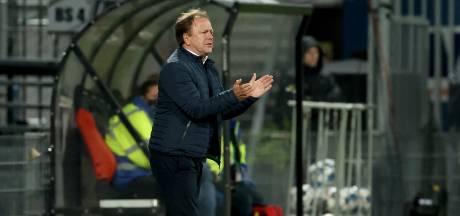 De Graafschap-trainer Snoei: 'Geen spijt van uitspraken over corona-uitbraak bij NAC'
