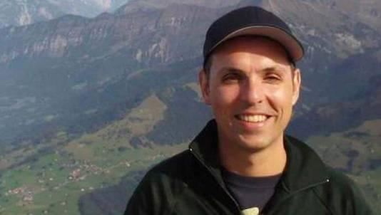 Andreas Guenter, un cuisinier d'origine allemande qui réside dans le canton de Berne, en Suisse.