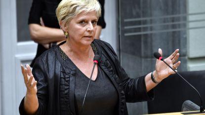 """Ook Vlaams parlementslid Sonja Claes (CD&V) stopt met politiek: """"Ik ga uittredingsvergoeding opnemen. Ik heb geen schroom om dat te zeggen"""""""