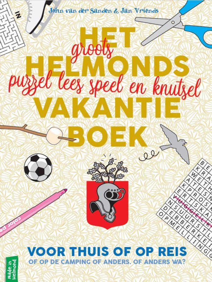 De cover van het Helmonds Vakantieboek
