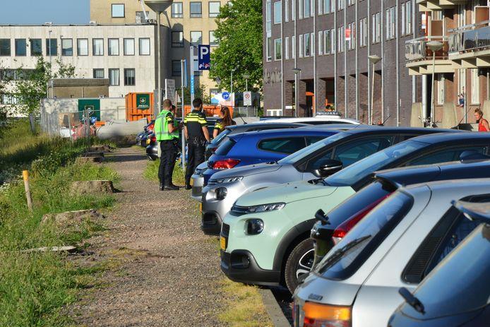 Agenten zijn op hun hoede in Breda.