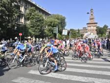 LIVE | Kopgroep vol Italianen krijgt direct ruimte in koers van ruim 300 kilometer