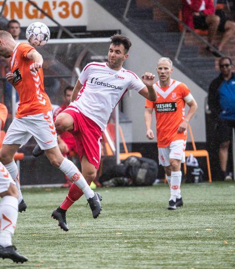 Doelman AZSV kreeg geen enkele bal op goal