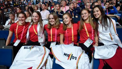 """Derwael en teamgenotes weten al hoe ze olympische kwalificatie na WK gaan vieren: """"Dagje Walibi"""""""
