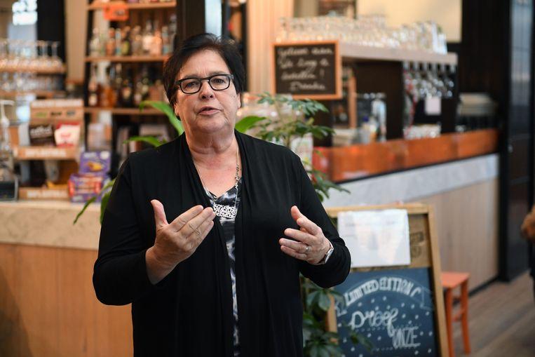 Nancy Van Espen ziet een positieve evolutie maar vraagt bijkomende steun voor starters.
