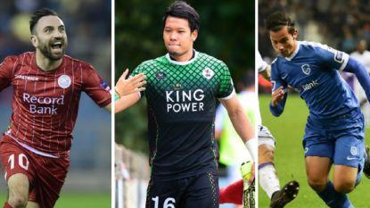 Een kleine tovenaar, de goalie van Thailand en de fabrikant van een Frans mirakel: deze tien spelers zullen u vermaken in 1B