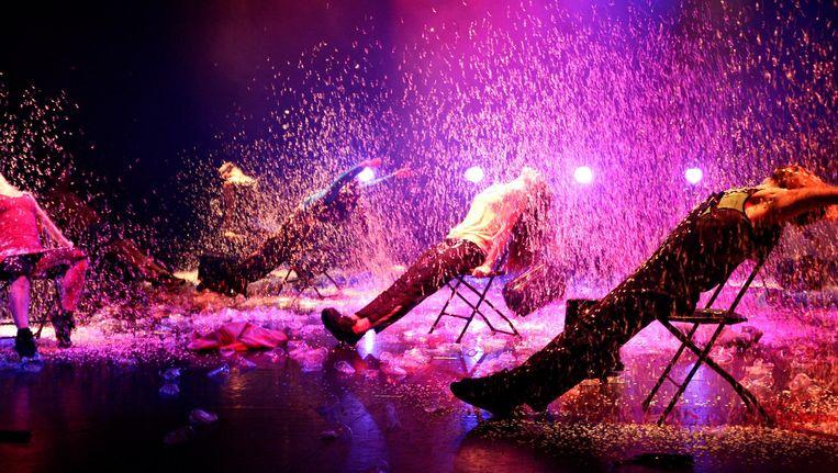 In Amsterdam opgeleid talent keert terug tijdens Julidans, zoals Pere Faura met zijn voorstelling Sweet tyranny Beeld Jordi Surribas