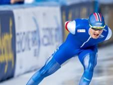 Pedersen wint 1500 meter en helpt landgenoot Lorentzen