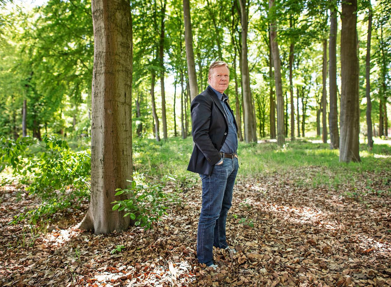 Ronald Koeman, coach van het Nederlands elftal.  Beeld Guus Dubbelman