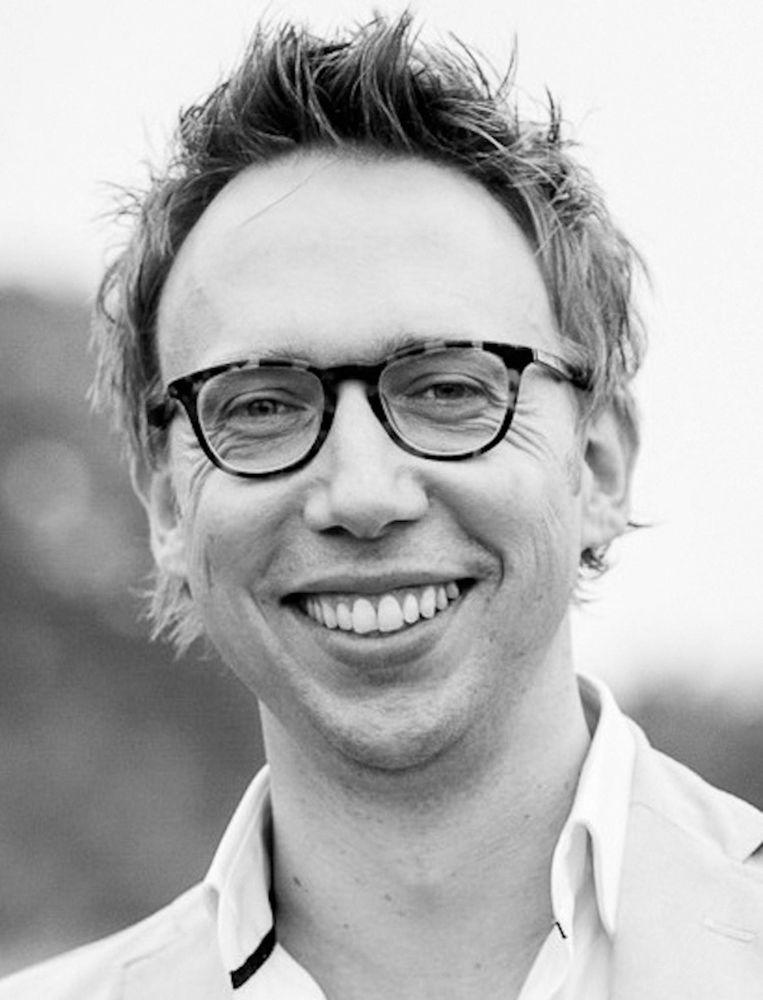 Frank Cornelissen, educatiewetenschapper, UvA. Beeld -