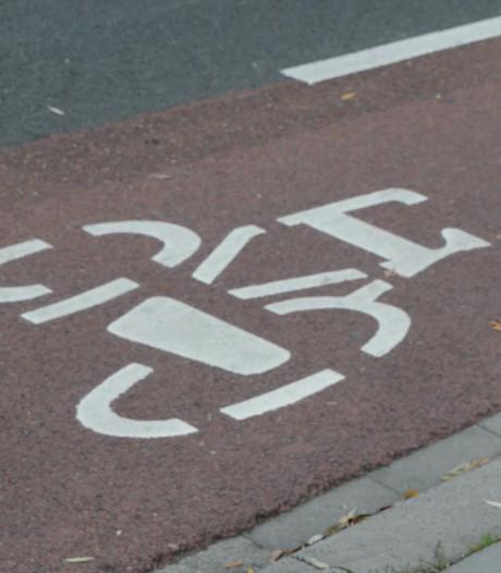 Gesukkel met plan fietspad Badhuislaan zorgt voor flinke vertraging