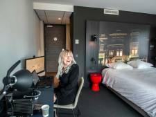 Leegstaande hotelkamer als kantoor gebruiken, het kan in Tilburgs Mercure Hotel