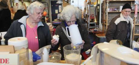 Snuffelen bij Bartje kan nu veilig en ook een (snel) kopje koffie kan weer