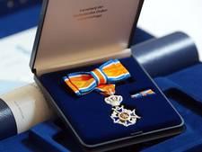 Drie onderscheidingen in gemeente Voorst