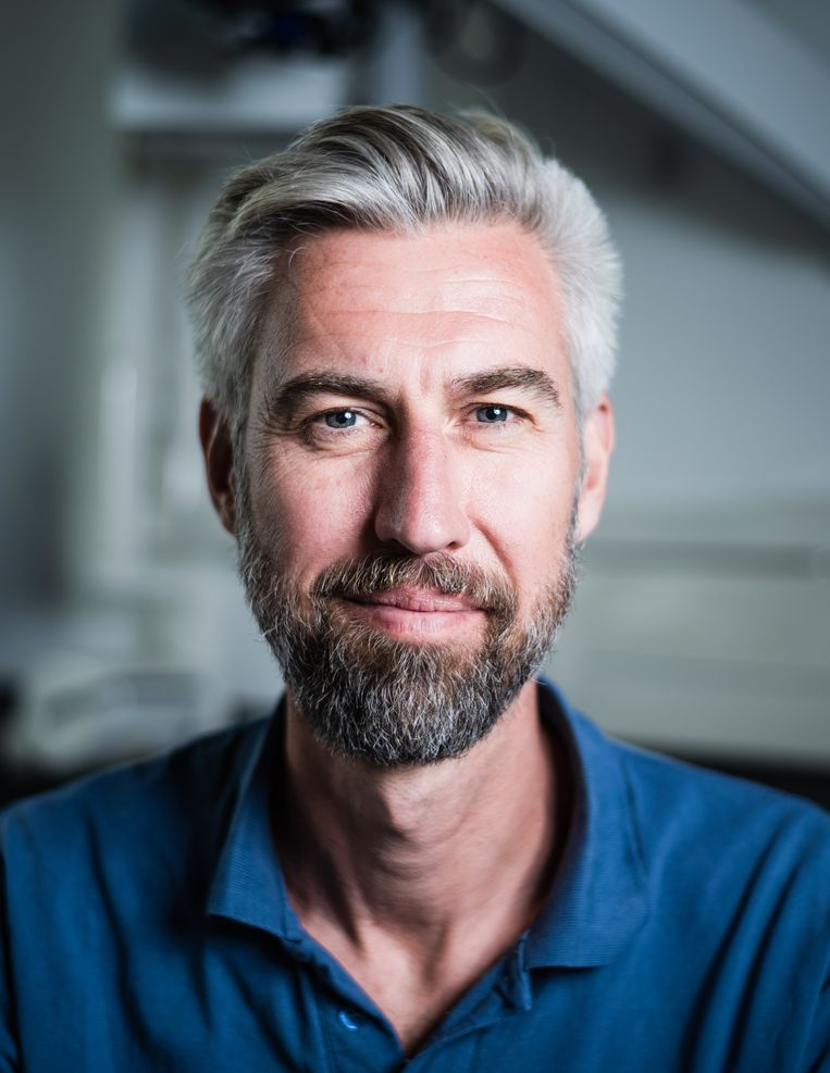 Edwin Tiemessen. Beeld Katja Poelwijk