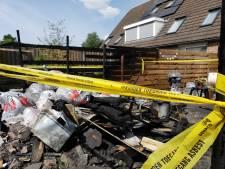Schuurtje in Zwolle totaal verwoest: 'Die onkruidbrander gebruik ik nooit meer'