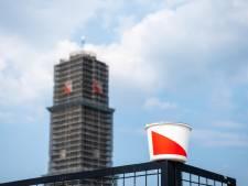 Mysterieuze emmers duiken op in Utrecht, QR-code leidt vinders naar aftelklok