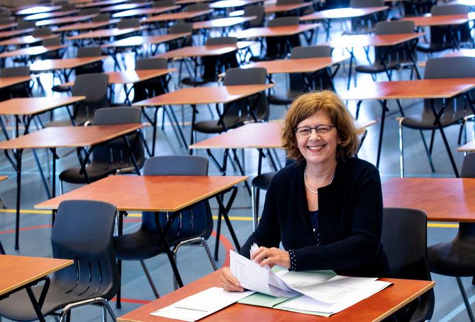 Lea Gulikers is docente Frans op het Eckartcollege in Eindhoven.