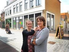 Kruisbestuiving in de Walstraat in Vlissingen