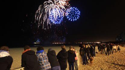Enkel nog vuurwerk op nationale feestdag en tijdens Halloween in Blankenberge