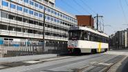 Voor het eerst in 51 jaar rijdt tram over noordelijk deel van de Leien