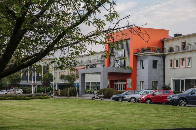 WZC Sint-Jozef in Kortrijk.