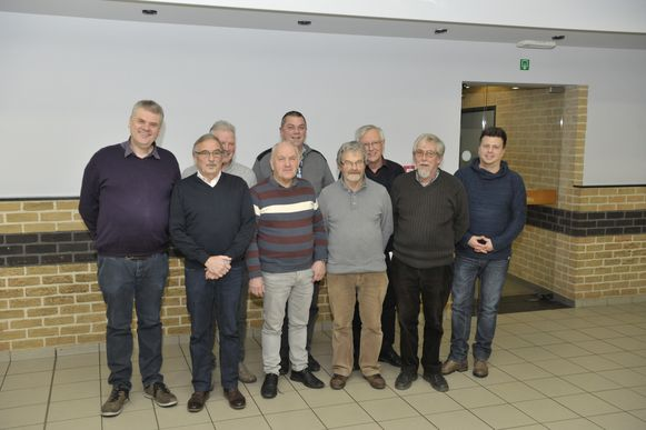 Nieuw bestuur Culturele Dorpsraad Waanrode stelt wensenmemorandum op.