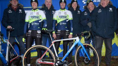 """Tormans Cyclocrossteam in Baal voorgesteld: """"Kunnen grootste veldritploeg worden"""""""