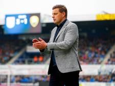 Stegeman blij met langverwachte zege 'overgeconcentreerd PEC'; Trainer baalt van blessure Van Wermeskerken