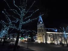 Lichten doven in Enschede tijdens Nacht van de Nacht