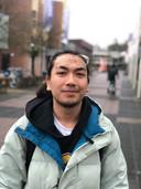 Doruk Sho (18) komt uit Istanboel (Turkije), maar verhuisde dit jaar naar Enschede voor de studie