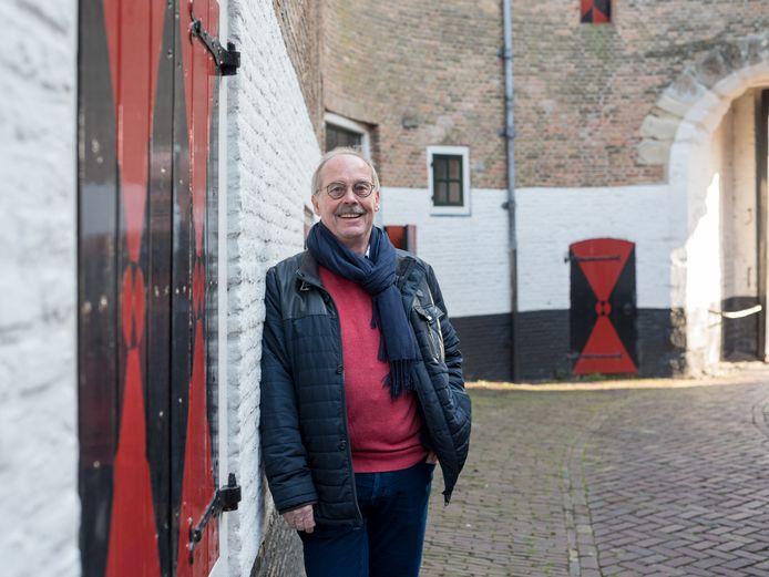 Martin Boevée is de nieuwe voorzitter van de ondernemersvereniging Zierikzee.