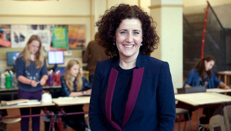 Ingrid van Engelshoven (D66). Beeld Jacques Zorgman