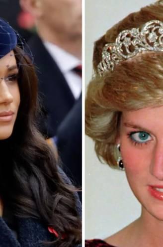 """Zware ontgroening van Diana in 'The Crown' doet denken aan Meghan Markle: """"De pers en het paleis maakten haar leven een hel"""""""