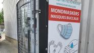 Loois bedrijft lanceert automaten voor mondmaskers en ontsmettingsgels