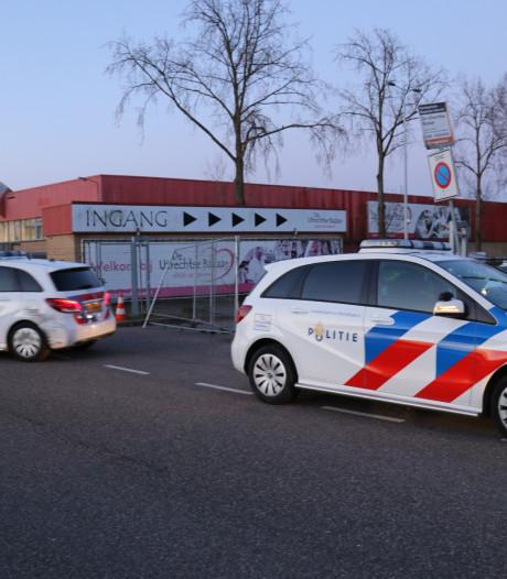 Politiehond grijpt inbreker in voormalig pand van de Utrechtse Bazaar