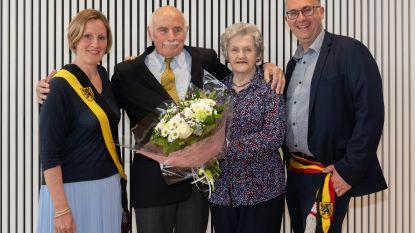Maria en Maurits delen al 70 jaar lief en leed