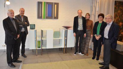 Sublim opent duo-expo met glasontwerpen en sculpturen