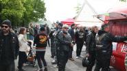 Motards tonen hart voor slachtoffers brand