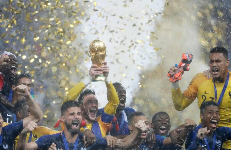 **Bonkend Kroatisch hart verliest van berekenend Frans verstand in zeldzame WK-finale: 4-2**