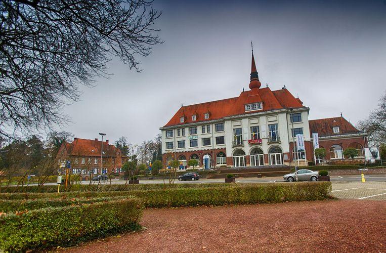 Het Casino van Beringen.