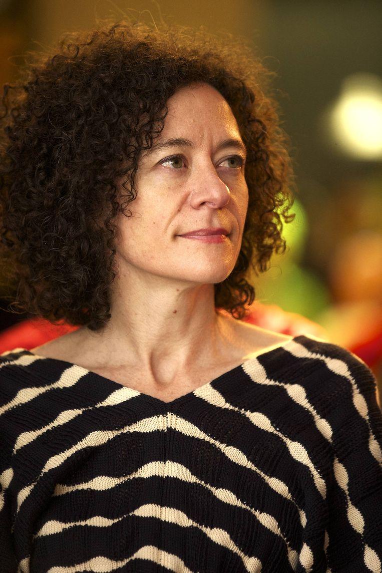 Antwerps ex-voorzitster en -fractieleidster Yasmine Kherbache.